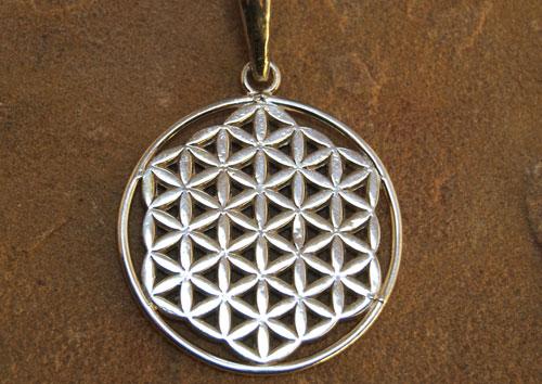 Drunvalo melchizedeks flower of life jewelry store dmfolbookbook3 flower of life pendant medium mozeypictures Gallery